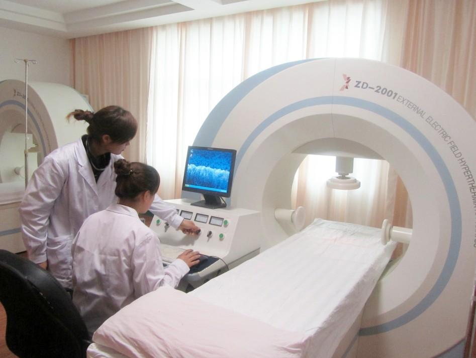 前列腺定位腔内透析技术